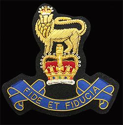 Regimental Tie Clip  ADJUTANT GENERAL CORPS