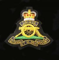 7d165f600ab9 Royal Artillery (Royal Regiment Of Artillery) (RA) Blazer Badge