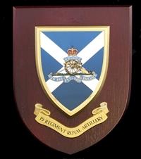 a5864a055726 19th Regiment Royal Artillery (Royal Regiment Of Artillery) (RA) Wall  Shield Plaque